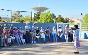 Coach trip to Canberra